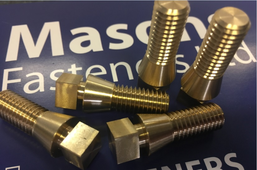 Square Countersunk Heads