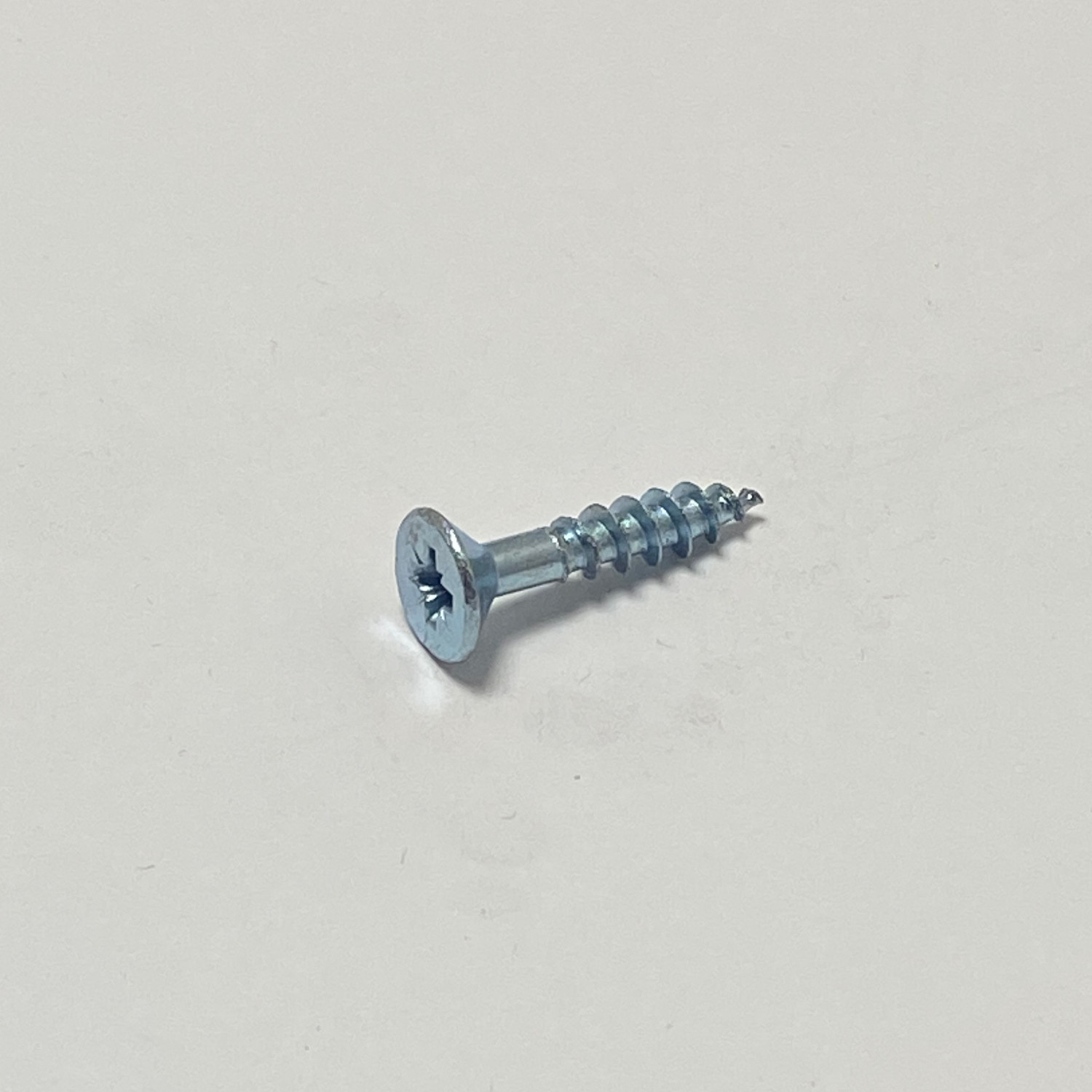 Pozi Double CSK Chipboard Screws Zinc