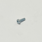 2UNC X 1/8 STEEL POZI PAN SCREWS ZINC